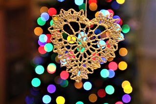 I wish you Christmas filled with magic, wonder and love.
