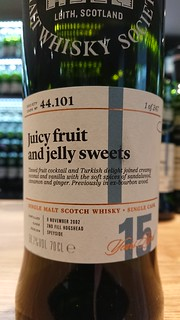 SMWS 44.101 - Juicy fruit and jelly sweets