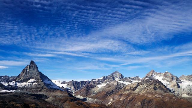 18-10-21-10 Zermatt Randonnee depuis, Panasonic DMC-G7, LUMIX G VARIO 12-60/F3.5-5.6