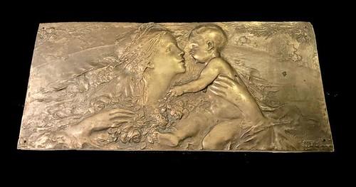Enrico Saroldi Maternity Medal