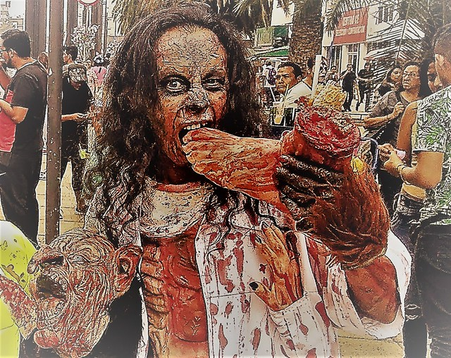 March of the Zombies