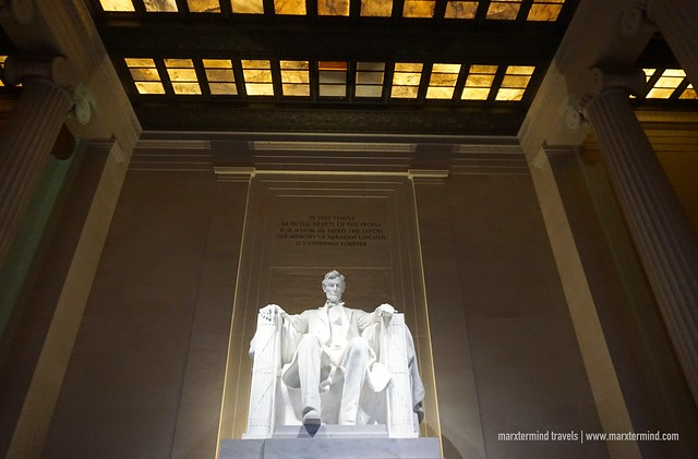 Lincoln Memorial Monument