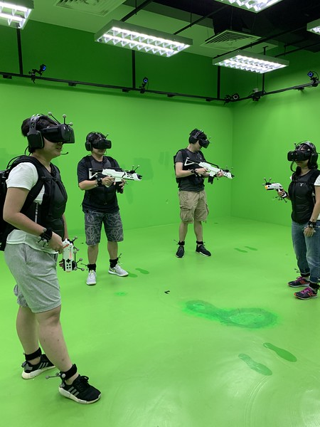 Sandbox VR (Singapore) - In Game