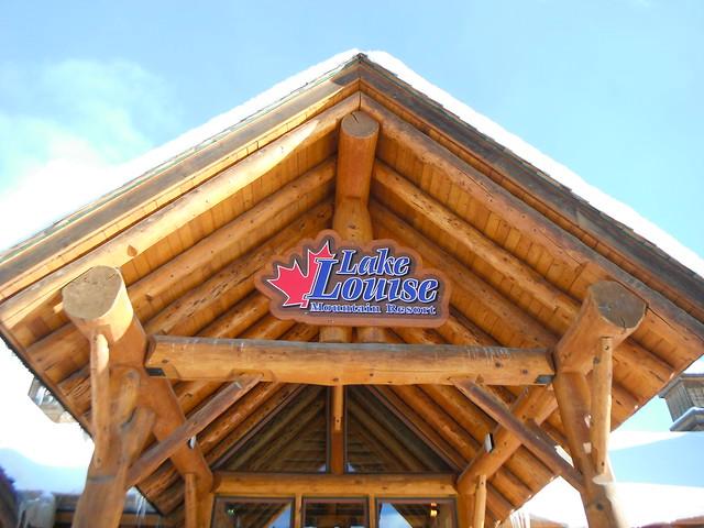 Lake Louise Banff National, Fujifilm FinePix XP20