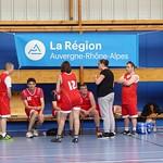 Championnat Régional de Basket Sport Adapté - zone Est - plateau 2 - Vénissieux (69) - 27 janvier 2019