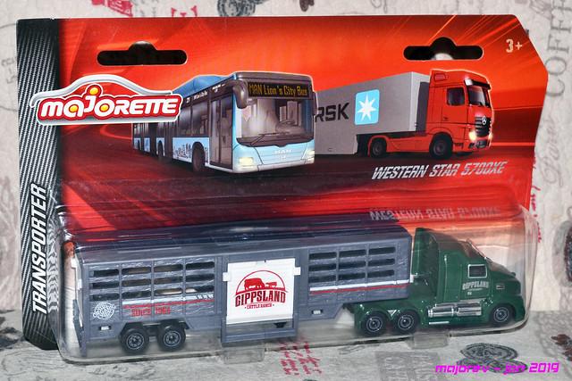 N°614 Western Star 5700XE - animal transport 46940764221_7dee76565c_z