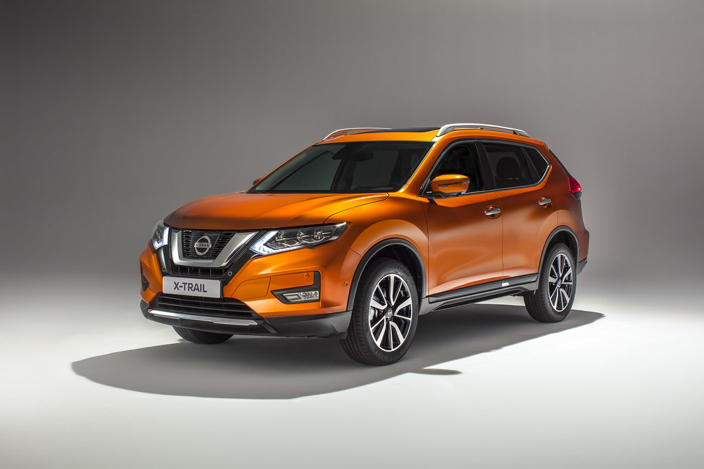 Comprar Nissan X-Trail