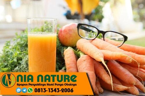 Makanan Pencegah Mata Minus