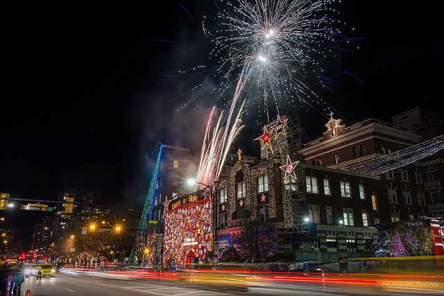 Lights of Hope 2018 🎆 Vancouver, BC