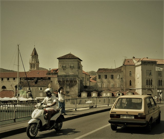 Classic Atmosphere in Split