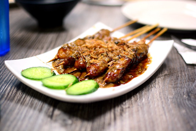 Borneo Kalimantan Cuisine - Alhambra