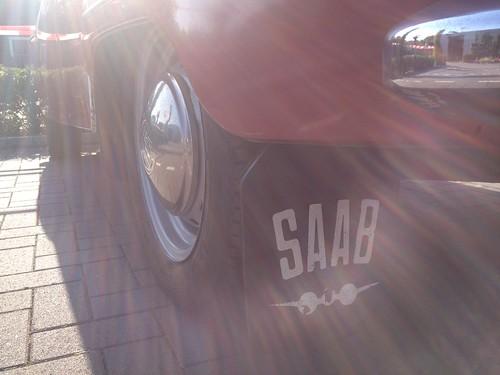 Saab 96 L V4.