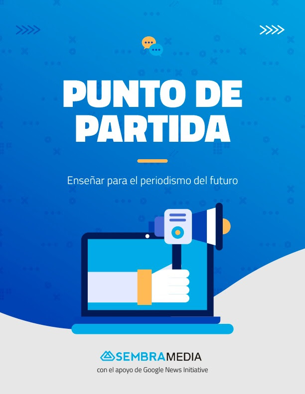 ¿Quién enseña periodismo emprendedor en Iberoamérica? Estudio de SembraMedia encontró solo unos pocos profesores