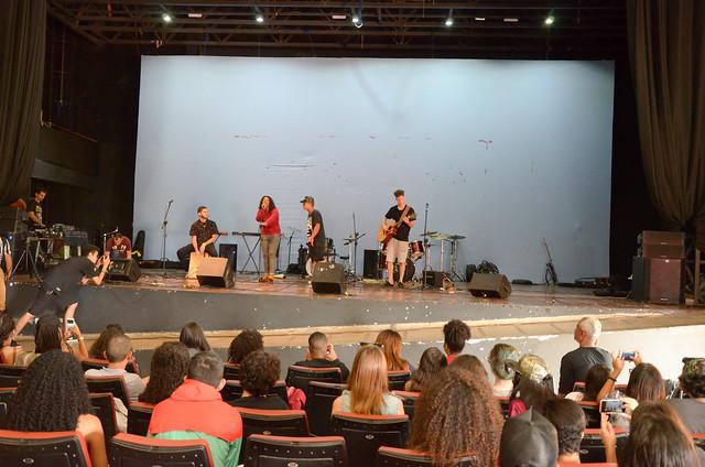 Final do Festival de Música das Escolas Públicas do DF