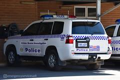 South Australia Police: Crime Scene Investigation