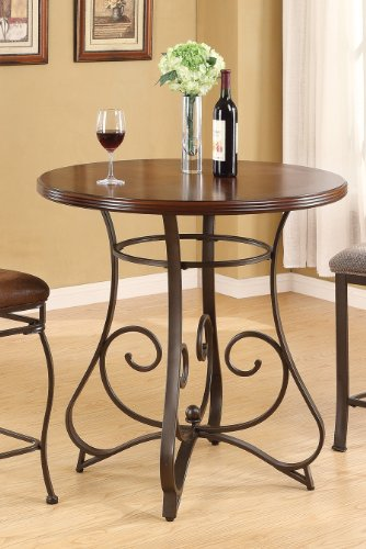ACME 96064 Tavio Bar Height Table For Sale