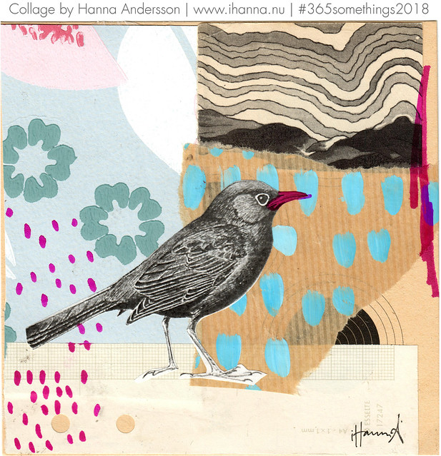 Put a Bird on It - Collage no 330 by iHanna