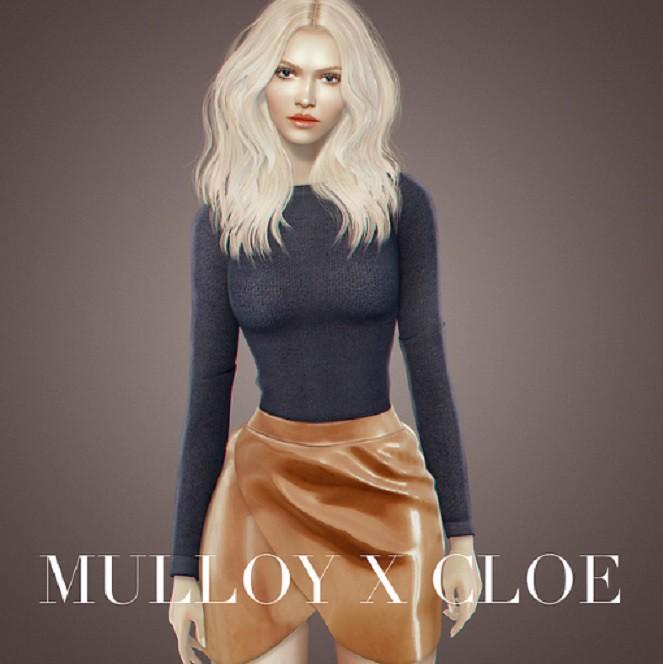 mulloy x chloe X Equal10