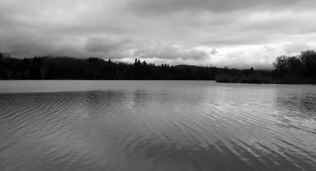 December lake V