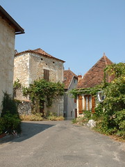 Boissières - Dans les rues du bourg - Photo of Montamel