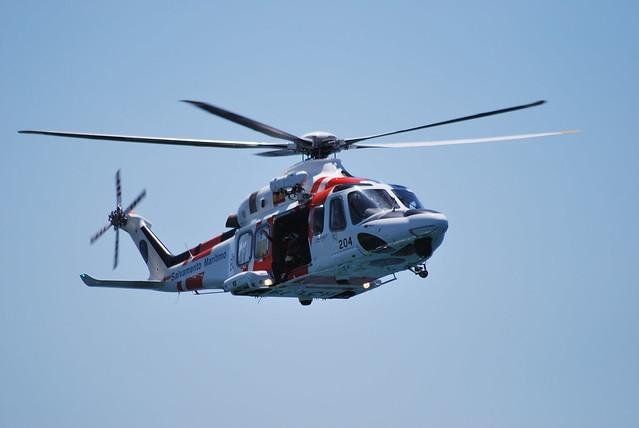 Agusta-Westland AW-139 SASEMAR Motril 2018, Nikon D60, Sigma 70-300mm F4-5.6 APO DG Macro HSM