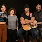Tue, 29/01/2019 - 4:22pm - Michael Franti & Spearhead Live in Studio A, 1.29.19 Photographer: Brian Gallagher
