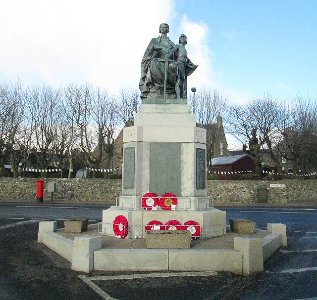 Fraserburgh War Memorial