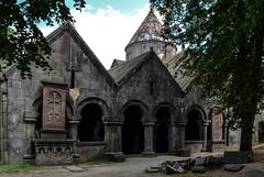 Monastery of Sanahin - Սանահինի վանք