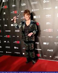 31 European Film Awards. Carmen Maura. European Film Academy Lifetime Achievement Award