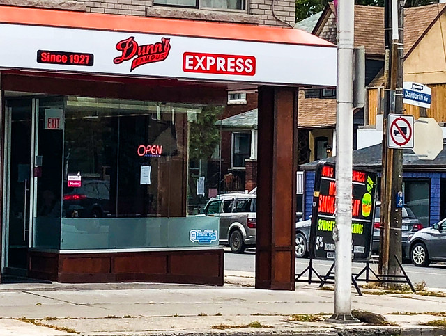 The TRUTH About Dunn's Famous on Danforth