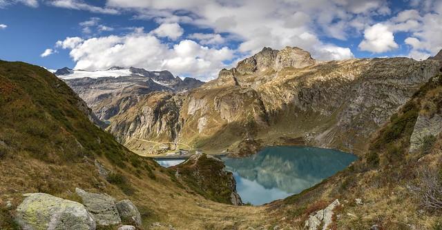 *Val Bavona @ Lago di Robièi*
