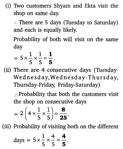 NCERT Solutions for Class 10 Maths Chapter 15 Probability 22