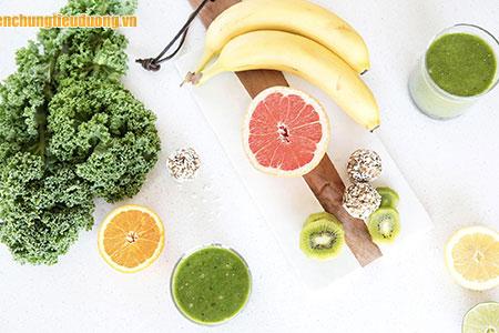 Kiểm soát chế độ ăn sẽ giúp đường huyết luôn ổn định trong vùng an toàn