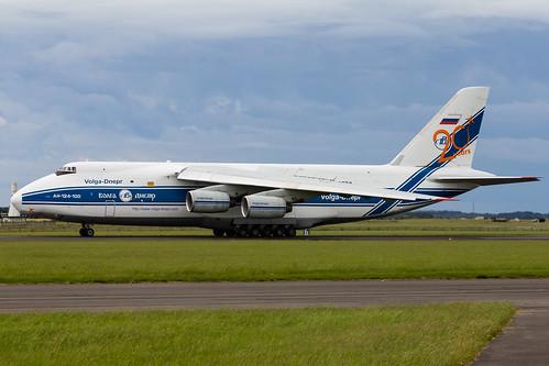 Volga-Dnepr Antonov AN-124