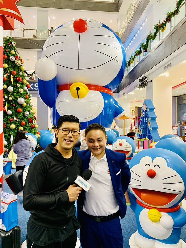 Doraemon Pop Up Store