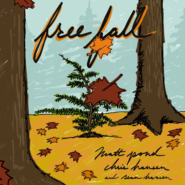 Matt Pond And Chris Hansen - Free Fall