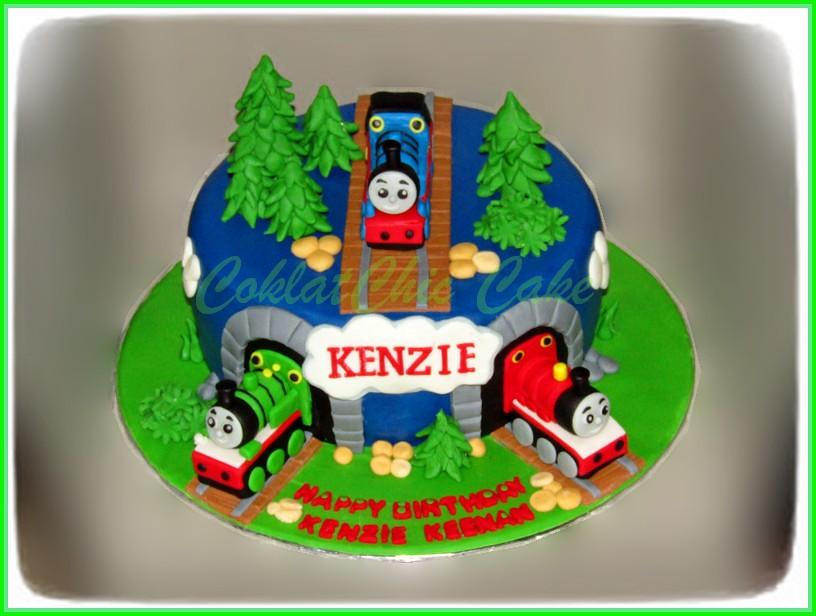 Cake Thomas KENZIE 20 cm