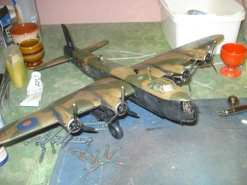 Short Stirling B1/B3 - Airfix 1/72 - Sida 8 44261041730_e1073652db_b