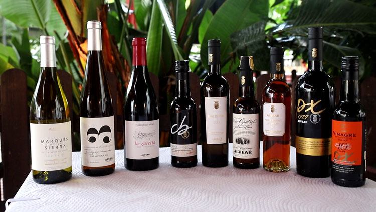 El Club del Vino de Petit Bistro Tarifa presenta Marqués de la Sierra y Tres Miradas