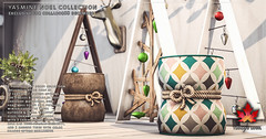Trompe Loeil - Yasmine Noel Collection for Collabor88 December