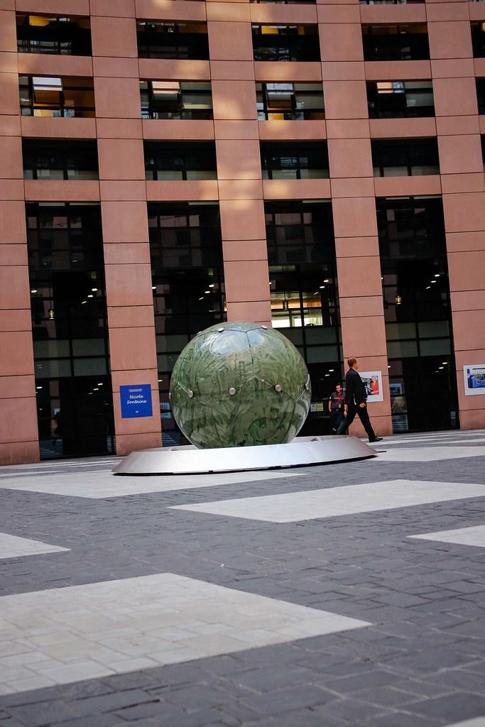 Twapero Au parlement européen