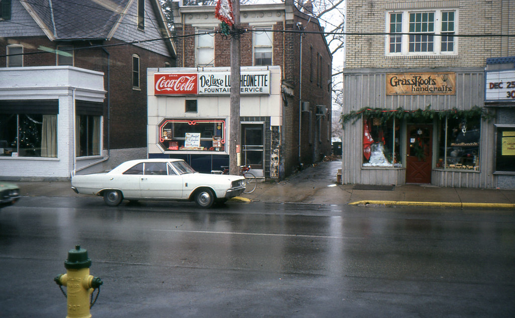 The state of East Main Street: Getting together to remember an East Main Street now far gone