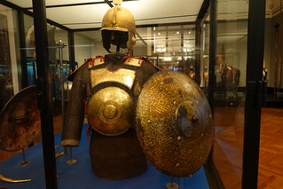 Mamluk armor from Syria or Egypt, ca. 1500, Arms and Armor Museum, Vienna