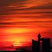 Layered sunset by srkirad