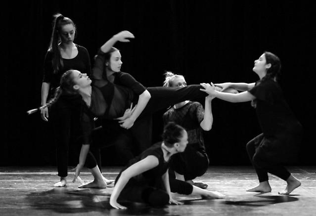 DANCE TOUR 2018 - ESCUELA DE ARTES DE LA UNIVERSIDAD DE MALTA - DIR. LUCÍA PIQUERO - TEATRO EL ALBÉITAR UNIVERSIDAD DE LEÓN 22.11.18