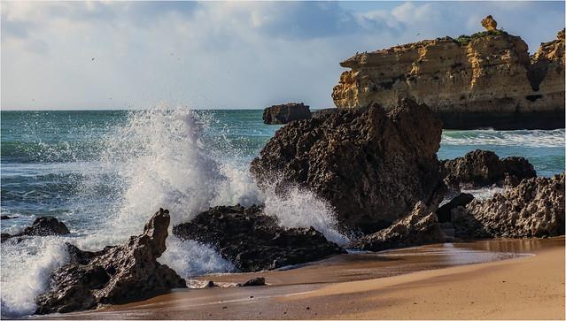San Rafael beach