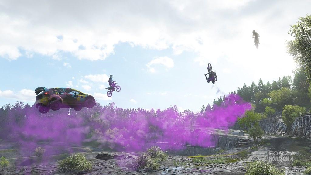 Forza Horizon 4 Bikes