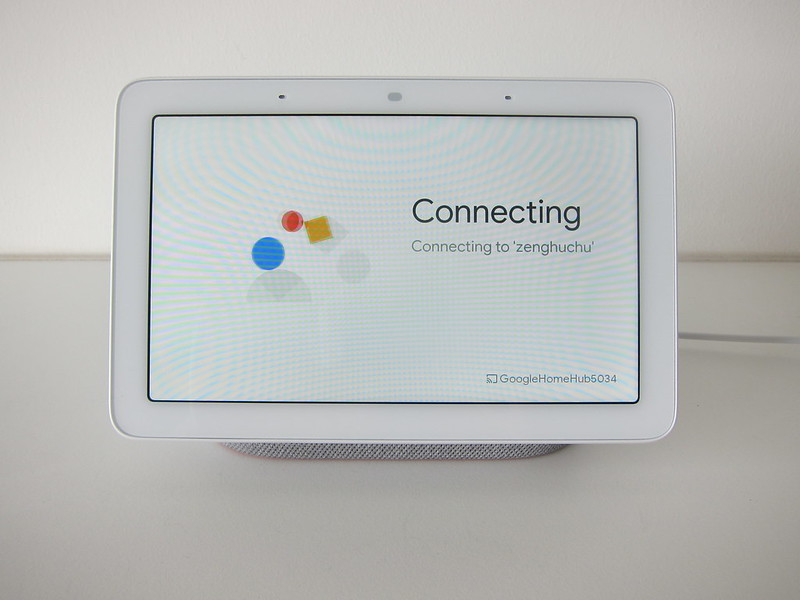 Google Home Hub - Switched On