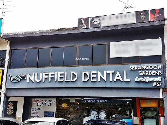 Nuffield Dental Signage