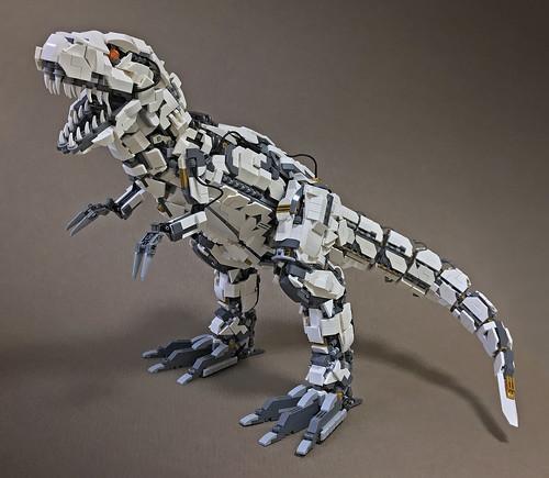 LEGO Mecha Tyrannosaur Mk2-10